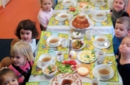 2017-04-14 - Biedronki - Śniadanie wielkanocne