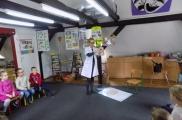 2017-04-21 - Sowy - Zajęcia ze stomatolożką - mamą Wiktorii