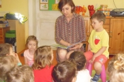 2017-05-22 - Żabki - Mama Wojtka czyta bajki