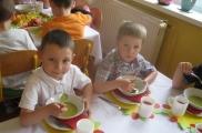 2017-05-23 - Motylki, Mrówki - Elegancki obiad