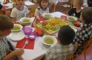 2017-05-23 - Mrówki, Motylki - Elegancki obiad