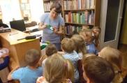 2017-06-05 - Biedronki - W bibliotece