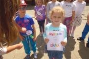 2017-06-14 - Wszystkie grupy - Przedszkolny bieg z książką
