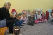2017-09-22 - Mrówki - Mama Borysa czyta bajkę