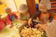 2017-10-11 - Kotki - Robimy kompot owocowy