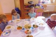 2017-10-17 - Kotki - Pierwszy elegancki obiad