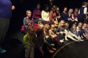 2017-10-20 - Kotki - Pierwsza wizyta Kotków w teatrze