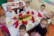 2017-11-07 - Żabki - Elegancki obiad biało-czerwony