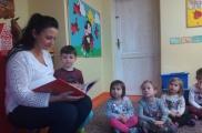 2017-12-01 - Biedronki - Mama Oskara czyta bajki
