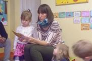 2017-12-08 - Biedronki - Mama Kai czyta bajki