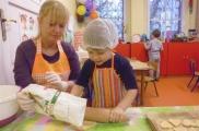 2018-01-12 - Biedronki - Warsztaty kulinarne, ciasteczka dla Babci i Dziadka