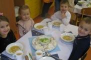 2018-01-25 - Mrówki, Motylki - Elegancki obiad