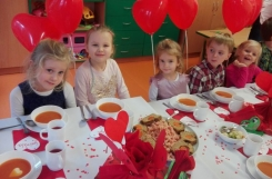 2018-02-14 - Żabki - Walentynkowy obiad