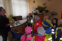 2018-03-26 - Sowy - Składamy życzenia świąteczna w SP2