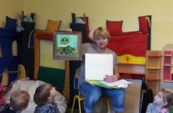 2018-04-18 - Kotki - Spotkanie z aktorką książek dla dzieci