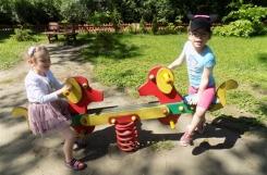 2018-05-09 - Sowy - Zabawy na placu zabaw