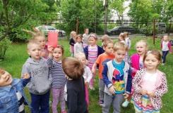 2018-05-16 - Żabki - Dzień w paski - podchody z zadaniami