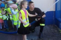 2018-05-21 - Żabki - Wycieczka do Straży Pożarnej