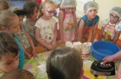 2018-05-24 - Motylki - Warsztaty kulinarne