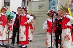 2018-06-10 - Mrówki - Tańce śląskie w Muzeum Etnograficznym