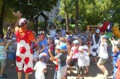 2018-06-20 - Wszystkie grupy - Piłkarski plener z Teatrem Magmowcy