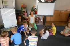 2018-07-09 - Sowy - Poznajemy pracę terapeutki z mamą Kalinki