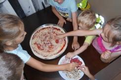 2018-07-25 - Mrówki, Kotki - Na pizzy