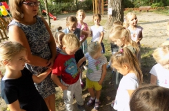 2018-09-03 - Motylki - Pierwszy dzień w Przedszkolu
