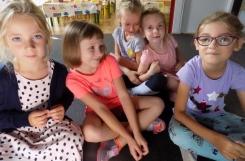 2018-09-03 - Sowy - Pierwszy dzień w Przedszkolu