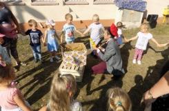 2018-09-20 - Kotki - Świętujemy Dzień Przedszkolaka na dożynkach