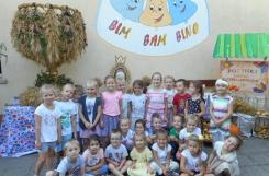 2018-09-20 - Motylki - Świętujemy Dzień Przedszkolaka na dożynkach