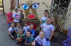 2018-09-20 - Sowy - Świętujemy Dzień Przedszkolaka na dożynkach