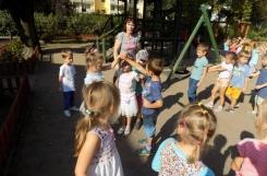 2018-09-20 - Wszystkie grupy - Świętujemy Dzień Przedszkolaka na dożynkach