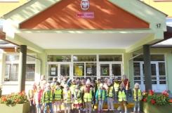 2018-10-04 - Sowy - Pierwsze wyjście do szkoły