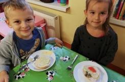2018-10-17 - Żabki - Kukiełki na kanapkach