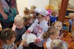 2018-10-18 - Kotki - Skąd się bierze chleb - Przedstawienie Żabek