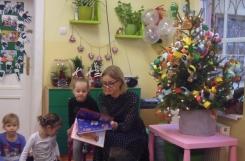 2018-12-20 - Żabki - Mama Dorotki czyta bajkę