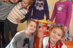 2019-01-17 - Motylki - Mysia wieża w Kruszwicy - praca zbiorowa