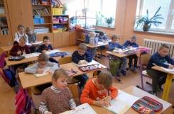 2019-02-07 - Sowy, Mrówki -  Lekcja w szkole