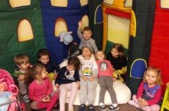 2019-02-13 - Kotki - Zabawa z balonami