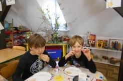 2019-03-05 - Sowy - Zjadamy kiełki z własnej hodowli
