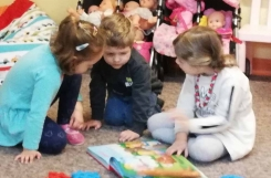2019-04-09 - Kotki - Urodziny Sary, Hani, Aleksandra, Antka