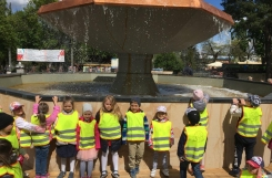2019-05-07 - Wszystkie grupy - Wycieczka do Ciechocinka - dzień pierwszy