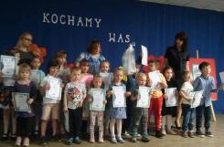 """2019-05-22 - Wszystkie grupy - Konkurs """"Dzieło sztuki z odpadów"""""""