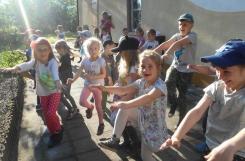 2019-05-31 - Sowy, Mrówki - Nocka w Przedszkolu