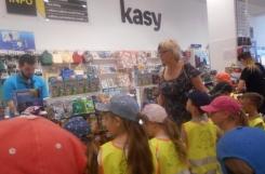 2019-06-06 - Sowy - Zakupy w księgarni