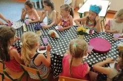 2019-06-26 - Mrówki -  Dzwoneczkowe urodziny - solenizantka Alicja