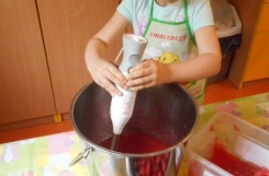 2019-07-04 - Mrówki - Szejk arbuzowo-truskawkowy