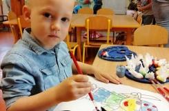 2019-07-09 - Kotki - Ahoj piraci! malujemy gazikami