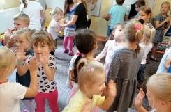 2019-09-02 - Kotki - Sowy witają Kotki w Przedszkolu